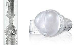 Fleshlight: IceJack JackAss Crystal
