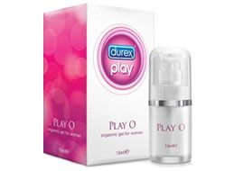 Gel Durex Play O