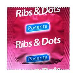 ¿Cómo son los condones estriados estimulantes y qué tipos hay?
