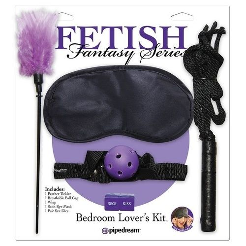 . Pipedream Fetish fantasy kit de amantes dormitorio de Pipedream Kits Kit de amantes dormitorio .