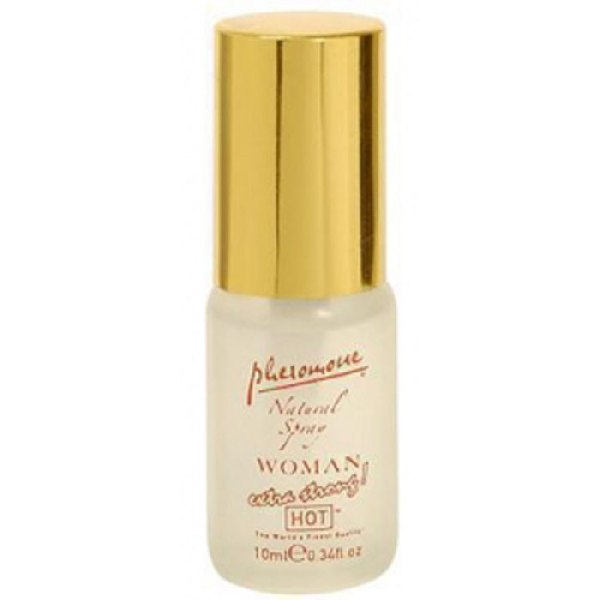 Natural spray woman fuerte 10 ml