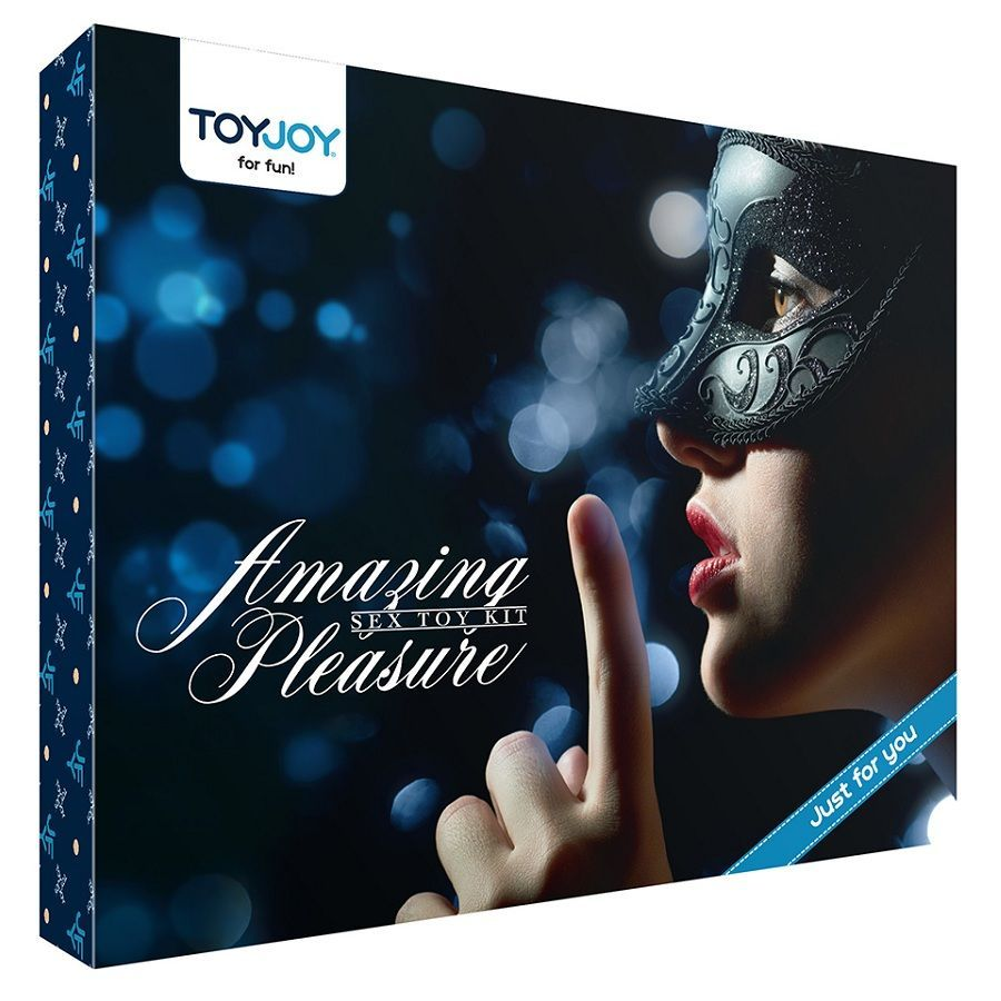 Toyjoy Amazing pleasure sex toy kit ideal para regalar D-202997 regalos sencillos pero eficaces Amazing pleasure sex toy kit