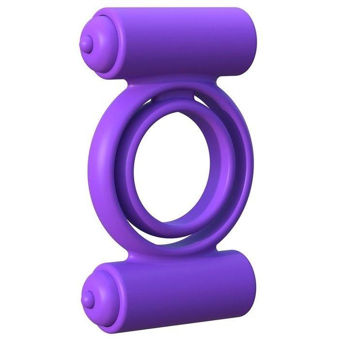 . Pipedream Fantasy c-ringz silicone double delight de Pipedream, marca premium C-ringz silicone doble vibrador delight .