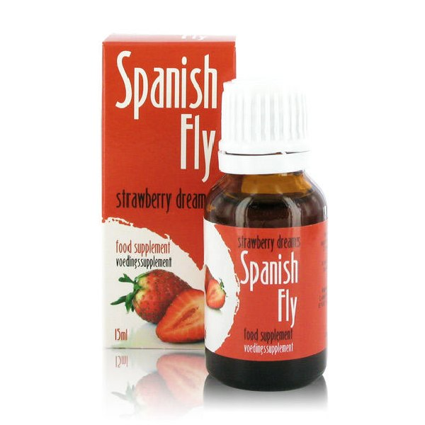 . Spanish fly fresa 15 ml .