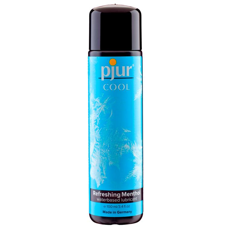 . Pjur Lubricante efecto frescor a diferencia de los otros, sino que el efecto de la menta es lo que da un toque de frío. Cool 100 ml .