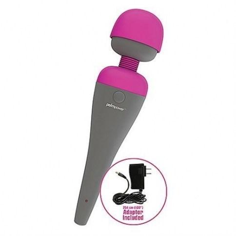 BMS El Masajeador PalmPower es un masajeador externo que tiene un potente motor, provocando un efecto estimulante y relajante para el cuerpo, tanto en zonas erógenas como e cualquier zona que se desee. PalmPower