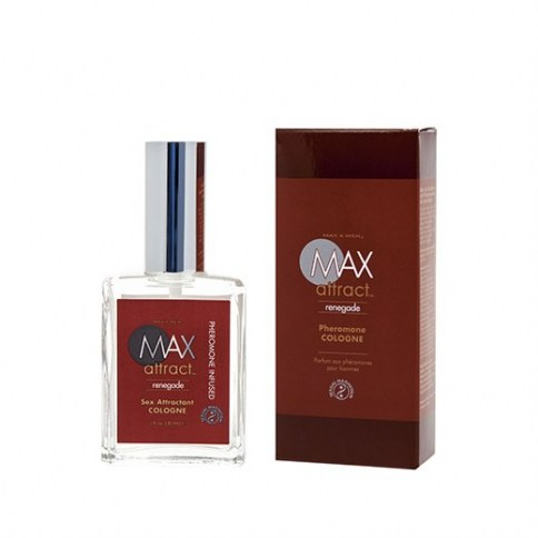 Max attract renegade cologne con feromones 30 ml