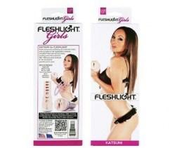 Fleshlight Réplica de la vagina de Katsuni Lotus. Masturbador con tacto y textura parecida a la piel. Lotus Katsuni