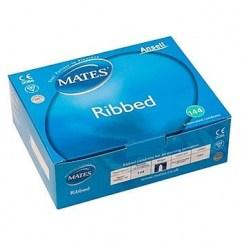 Manix Mates 144 condones estriados con forma recta para estimular a la chica con cada roce. Gracias a su tradicional forma, se ajustarán más a ti. Estriados 144 uds