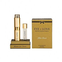Eye of Love Feromonas para mujer. Para cuando la noche entra en juego y el momento se convierte en algo más íntimo con tu pareja o amante. Perfume After Dark