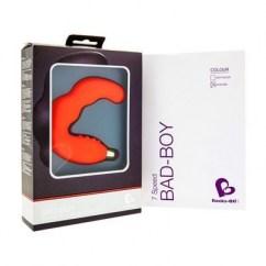 Rocks Off Vibrador prostatico con diametro más ancho que sus modelos hermanos, recomendado para experimentados. Bad Boy