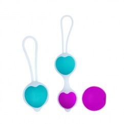 Pretty Love Bolas chinas de distintos pesos para adentrarse y perfeccionar los ejercicios kegel de la manera más sencilla. Ball Luxe