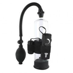 Pipedream Bomba erectora con vibración, brinda una vibración estable y de multiples velocidades. Classix Bomba Erectora Vibrador