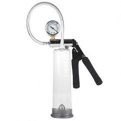 CM La bomba más potente y precisa del mercado. Válvula de liberación de presión en la bomba y el cilindro. Precision Pump Advanced 2