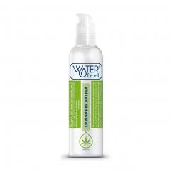 Cannabis Lubricant es un lubricante a base deagua con aroma a Cannabisque proporciona un efecto placentero