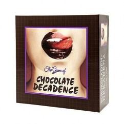 Keepher Games Seduce a tu amante con el juego de romance y chocolate mas sexy!!!! Disfruta de un éxtasis delicioso con 36 originales aventuras de Lujuria con Chocolate. Chocolate Decadence
