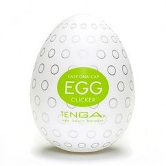 Tenga Estirándolo a lo largo del mismo y disfrutando de sensaciones súper táctiles con él Tenga Egg Clicker