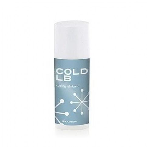 Erolution Lubricante de base de agua que brinda sensación de frío.Envase 50 ml. Cold LB