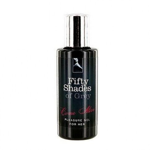 50 Sombras de Grey Gel estimulante femenino 30 ml. Basta con aplicar pequeñas cantidades para aumentar la sensibilidad del clítoris. Come Alive Pleasure 30 ml