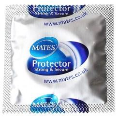 Manix Mates Condones extra seguros de la marca Mates. Para la máxima protección. Protector