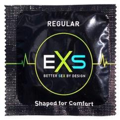 EXS Cómodo, funcional, sin olores ni texturas. El condón de toda la vida. Natural