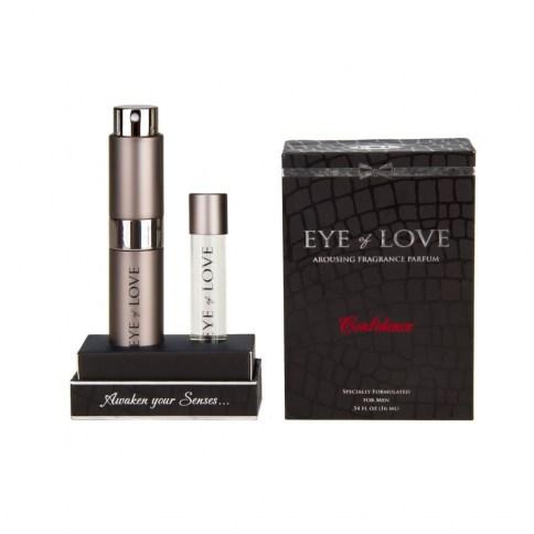 Eye of Love Para hombre, perfume con feromona Androstenol, la apodada