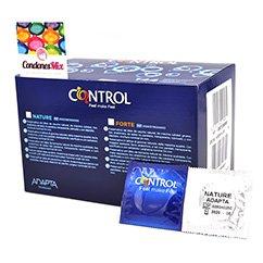Control Preservativos en formato profesional