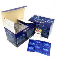 Control Preservativos finos, con deposito para aumentar al sensibilidad. El condón ultra fino más sensitivo de Control. Senso 144 uds