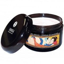 Shunga Shunga Crema de Masaje Menta, comestible que dejará tu piel con una suavidad que nunca habías experimentado antes. Crema Masaje Menta 288 gr