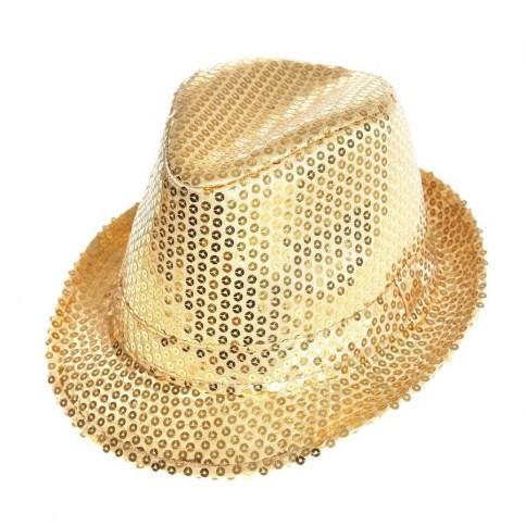 203 Aliv sombrero con lentejuelas 1