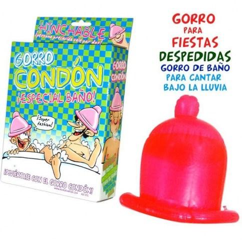 203 Gorro condón super protector 1