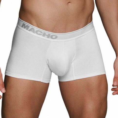 305 Mc086 boxer medio blanco L 1