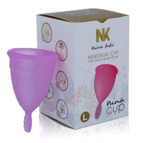 290 Copa menstrual Kiki L Lila 3