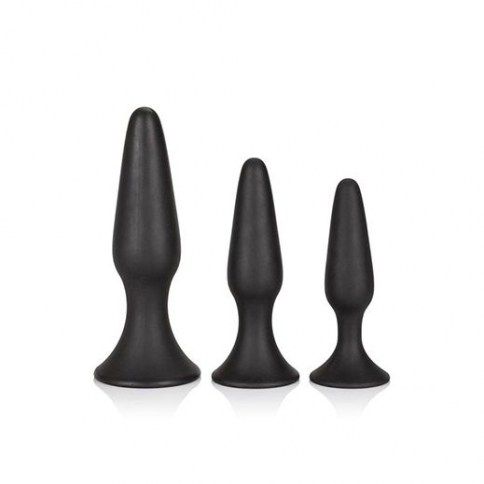 Fabricante Silicone Anal Trainer Kit 1