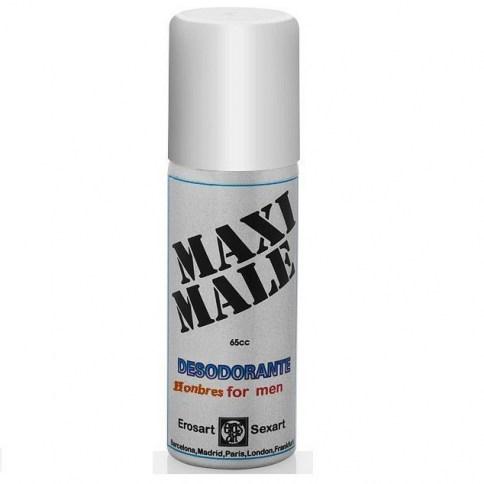 Desodorante de uso externo para la higiene y acondicionamiento intimo de la zona genital masculina para antes, y después