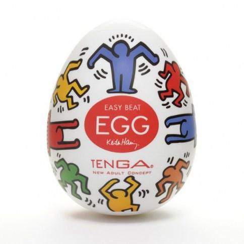 Diseñado con la apariencia de un huevo, con este masturbador disfrutaras de tu mejor orgasmo