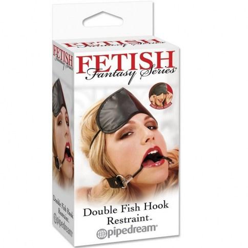 Ganchos para la boca, ideal para tener a tu amante con la boca bien abierta.