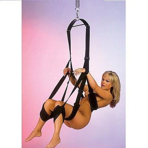 Es un columpio muy confortable, diseñado para proveer un placer sin límite en diferentes posiciones.