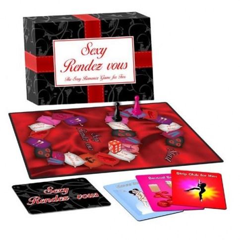Juego romántico para 2 personas. Besa, masajea, disfruta de preliminares... Es un juego de lo más novedoso y nuevo.