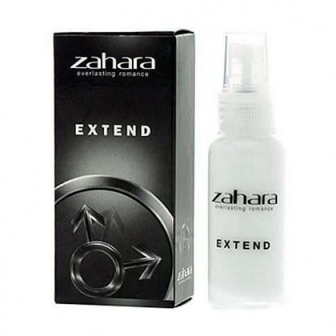 Zahara Ideal para estimular y prolongar la relación sexual sobretodo para el hombre. No deja manchas. Gel Extend Pleasure