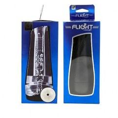 Fleshlight Flight de Fleshlight es una versión elegante, compacta y refinada del Juguete Sexual Masculino Número 1 del Mundo. Su estilizado y aerodinámico diseño, y su textura increíblemente placentera elevarán su erección a nuevas cotas. Flight