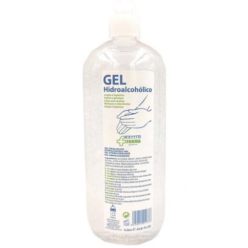 Gel Hidroalcohólico 1 Litro 0