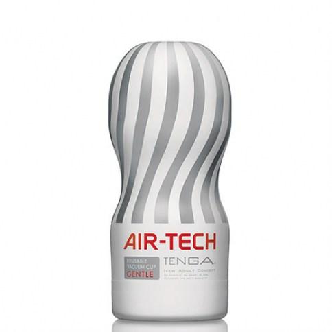 . Tenga Reusable Vacuum CUP Gentle, para que la utilices las veces que quieras. Sensaciones suaves de succión y estimulación. Air Tech Gentle .
