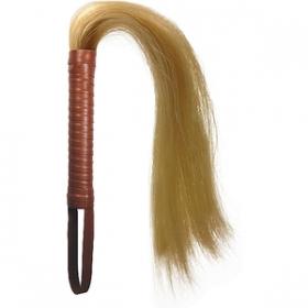 Latigo azotador pelo caballo