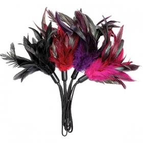 Bolsa plumas del placer