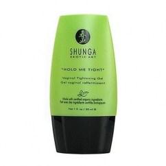 Shunga Crema diseñada para las mujeres que deseen tonificar los músculos sueltos de la vagina. Crema Hold Me Tight