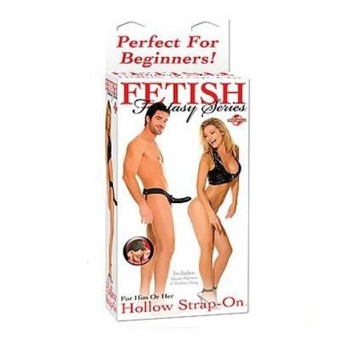 Pipedream Tanto para el como para ella, también perfecto para encuentros mujer con mujer. Varios colores. Con hueco - 16 cm