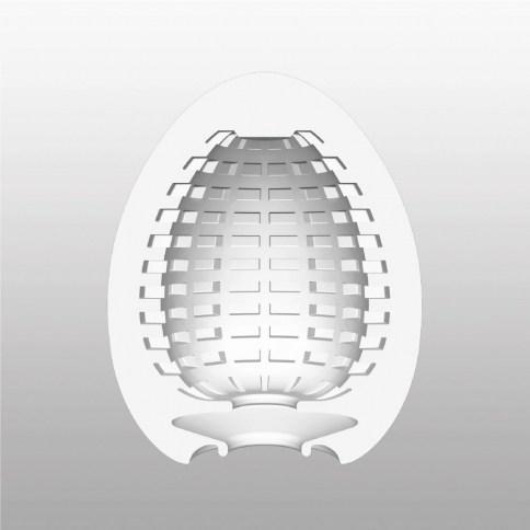 Tenga El huevo Spider tiene una estructura interna de red o tela de araña. Estimula los 360 grados. Tenga Egg Spider