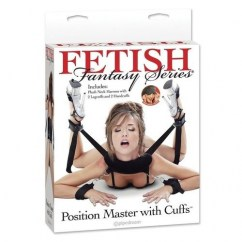 Pipedream Fetish fantasy posicion master con esposas de Pipedream Fetish , Bondage Fetish fantasy posicion master con esposas