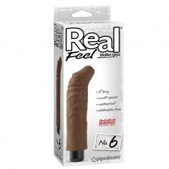 . Pipedream real feel lifelike toyz vibrador num 6 natural vibradores muy realisticos Pipedream Real Feel Lifelike Toyz nº6 .